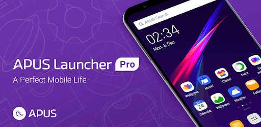 Apus Launcher Pro- Theme, Live Wallpapers, Smart Mod APK