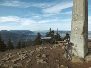 Photo: (1.11. 2014) Na Lysé hoře.