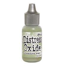 Tim Holtz Distress Oxide Ink Reinker 14ml - Bundled Sage