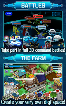 DigimonLinks APK screenshot thumbnail 2