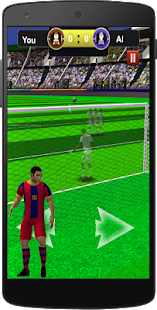 Shoot Goal Flick Football - náhled