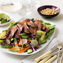 PS6) Roast Beef Premium Salad