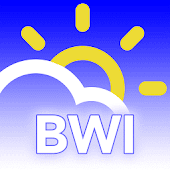 BWI wx Baltimore Weather App