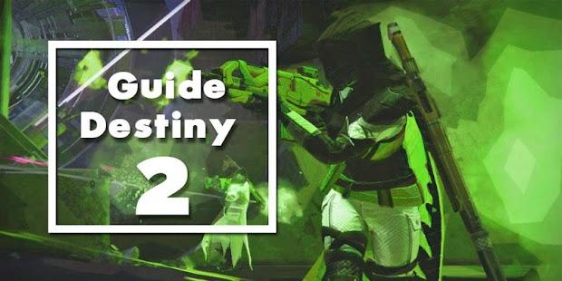 Guide for Destiny - náhled