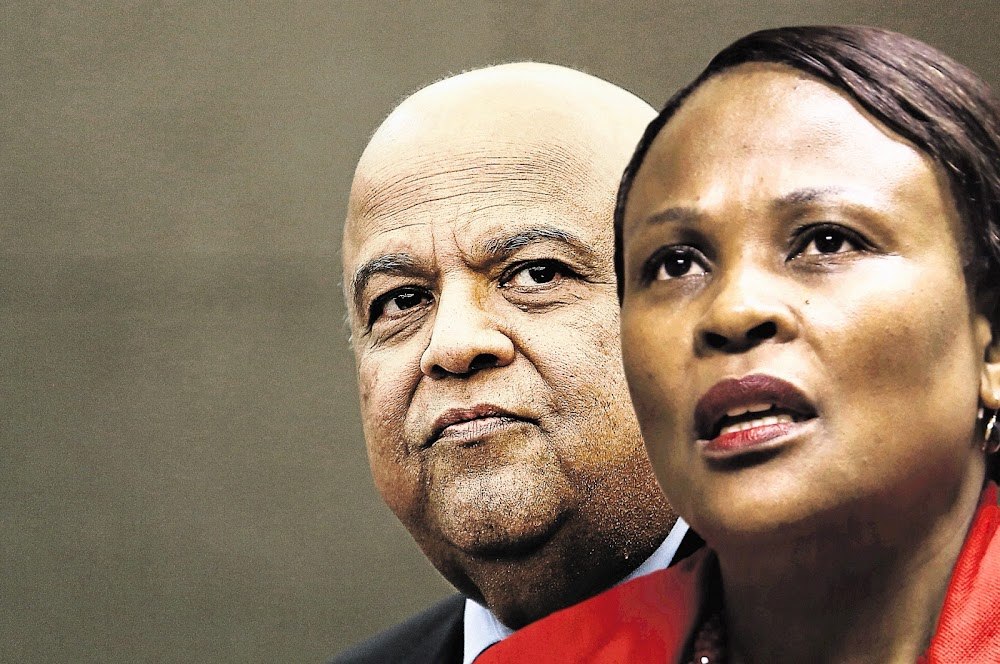 Busisiwe Mkhwebane's credibility and conduct again questioned in court - Business Day