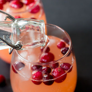 Cranberry Orange Soda