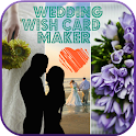 Wedding Wish Card Maker icon