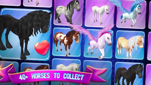 Horse Paradise - My Dream Ranch  screenshots 5