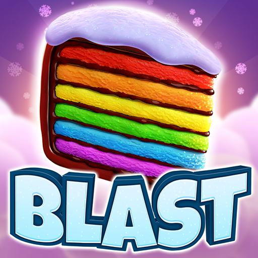 Cookie Jam Blast - Match & Crush Puzzle (game)