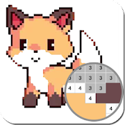 Pixel Art - Animal