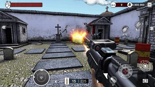 Zombie Conspiracy Shooter Apk Mod Dinheiro Infinito 9