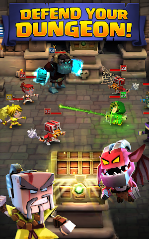 android Dungeon Boss Screenshot 3