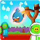 Angry Chicken-Knock Down-Slingshoot 2019 (game)