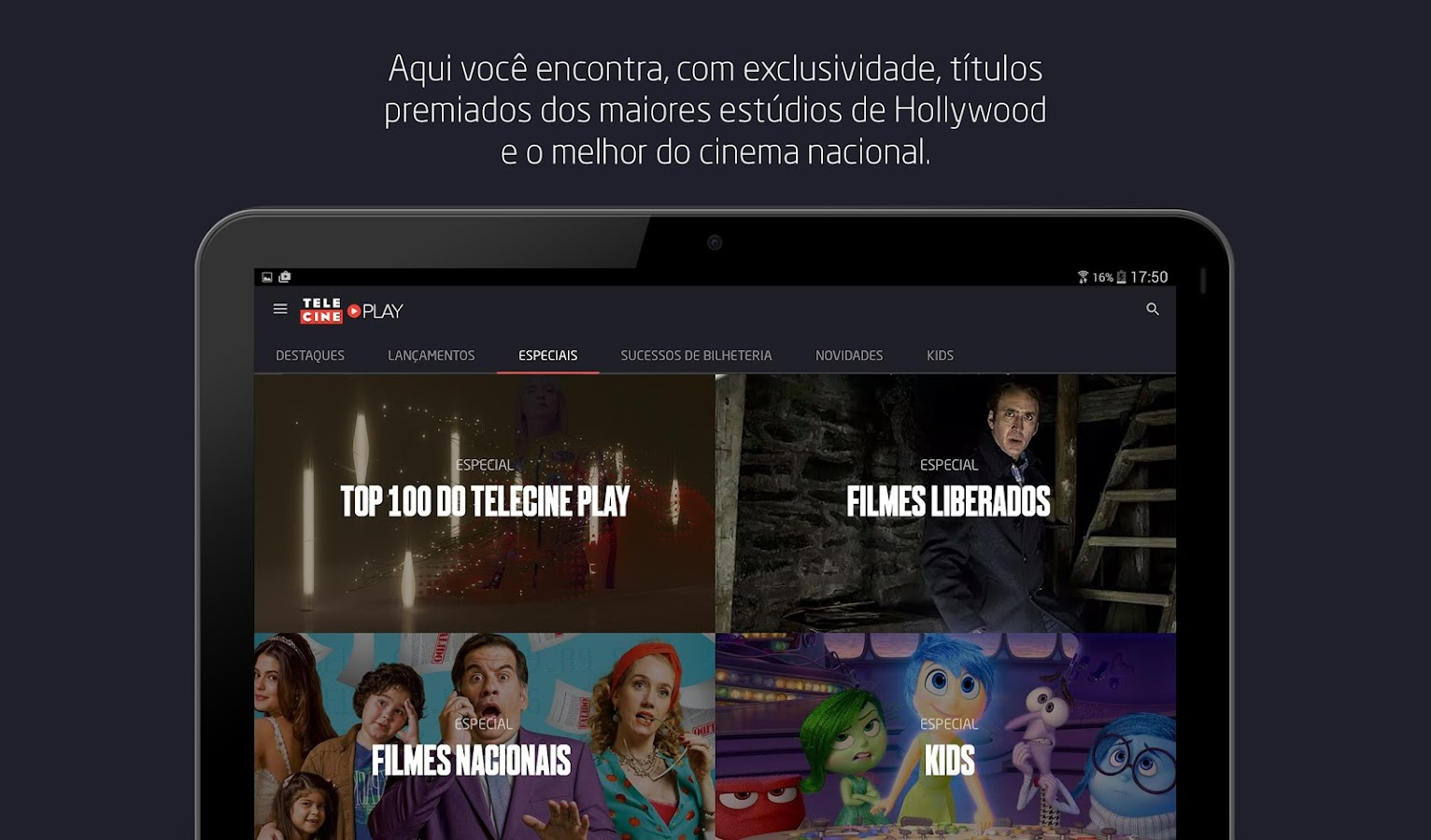 Telecine Play - Filmes Online- screenshot