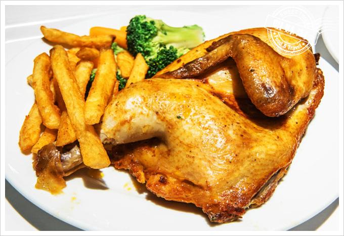 IKEA瑞典餐廳菜單風味烤半雞