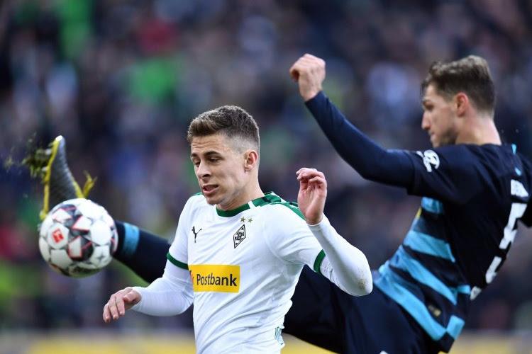 """Le directeur sportif de Mönchengladbach confirme le transfert d'Hazard: """"Ce serait surprenant que ça échoue"""""""