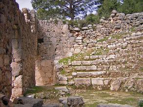 Photo: Arykanda, Bouleuterion