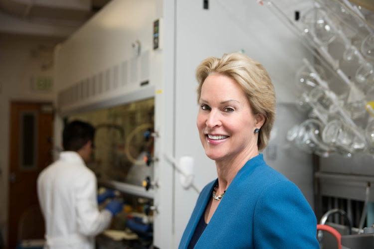Frances Arnold of the California Institute of Technology (CalTech), one of three winners of the 2018 Nobel Prize for Chemistry. Picture: REUTERS/CALTECH