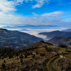 by Milos Krsmanovic - Landscapes Mountains & Hills
