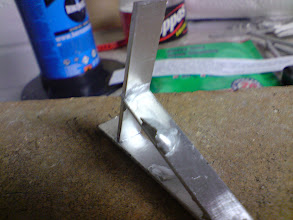 Photo: Another photo of the 2nd good weld. Now for the test..