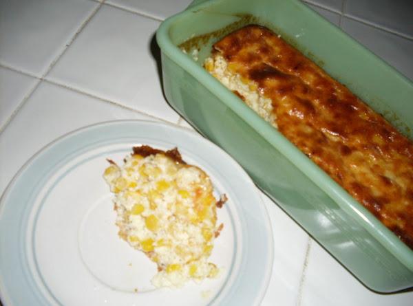 Baked Corn Recipe