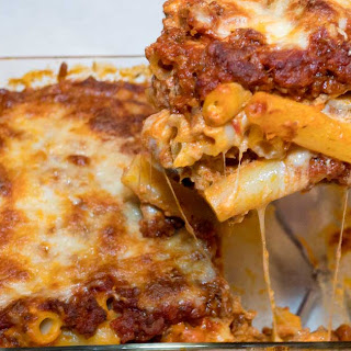 Cook Baked Ziti Without Meat Recipes
