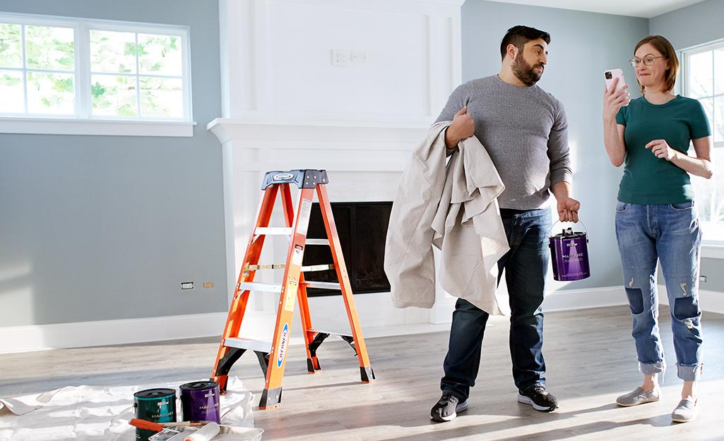 How to Paint a Room - The Home Depot