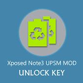 Note3 UPSM MOD Unlock Key