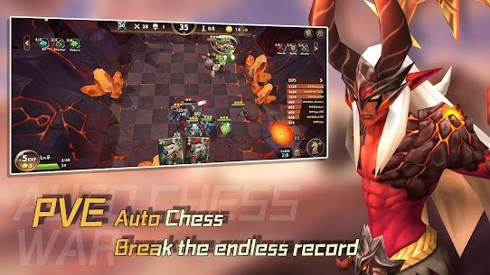 Auto Chess War v1.64 MOD 3