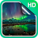 Aurora Boreal Fundo HD icon