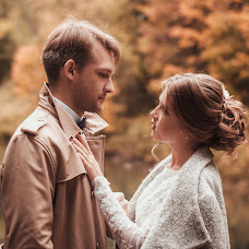 Wedding photographer Darya Bokareva (dariabokareva). Photo of 15.01.2018