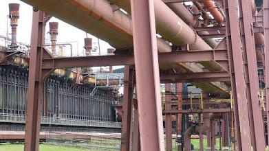 Photo: Zollverein; Kokerei; Öfen