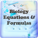 Biology Equations & Formulas icon