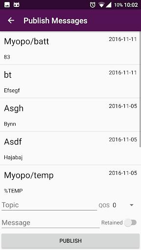 Download MQTT Client (Tasker Plugin) Google Play softwares
