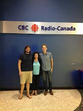Photo: CBC Radio in Toronto