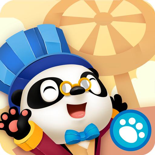 熊猫博士游乐园 模擬 App LOGO-APP試玩