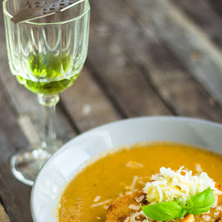 Fennel and Absinthe Fish Soup with Rouille Recipe