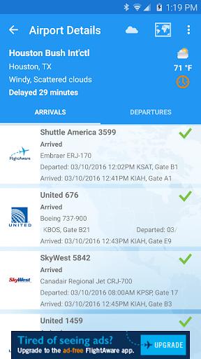 FlightAware Flight Tracker 5.5.1 screenshots 6