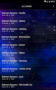 Bahrom Nazarov qo'shiqlari 2020 2.0 Android Mod APK 2
