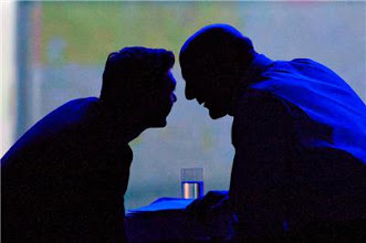 Photo: Ryan Seacrest and Steve Ballmer - Photo by James Martin