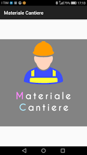 Materiale Cantiere for PC-Windows 7,8,10 and Mac apk screenshot 1