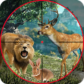 Animals Hunting Jungle: Deer Hunter