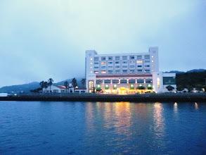 """Photo: 今日は、""""タイラバ""""釣行! 伊王島にお迎えにあがりました。"""
