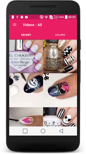 Nail Art Designs 2018 💅 Screenshot