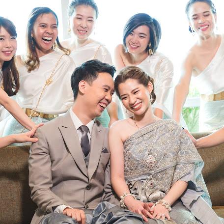 Wedding photographer Ittipol Jaiman (cherryhouse). Photo of 24.02.2018