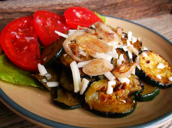 Jazzed-up Zucchini Recipe