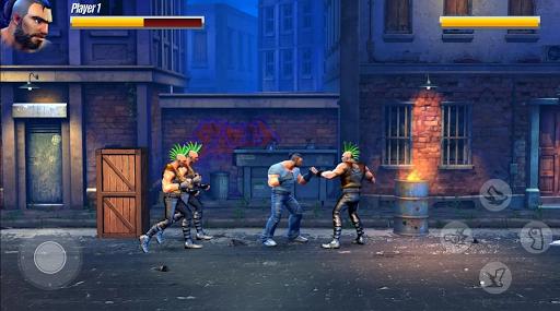 Final Street Fighting game Kung Fu Street Revenge apkpoly screenshots 1