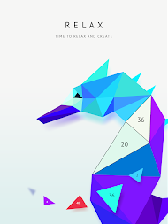 Poly Artbook - puzzle game APK screenshot thumbnail 14