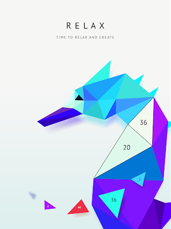 Poly Artbook - puzzle game 1.0.1 screenshot 2093101