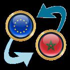 Euro x Moroccan Dirham icon